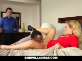 SheWillCheat – Slut Wife Finds First BBC On Social Media