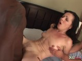 Sara And Her Man Suck On Black Boner