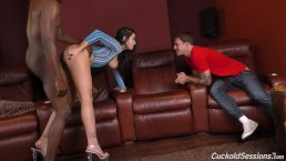 Cuckold Sessions. Karlee Grey.