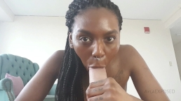 Ayla – Girlfriend Gives Blowjob With Dirty Talk