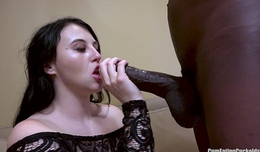 Kinsley Anne Loves Black Cock Cuckolding